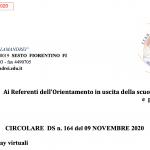 "OpenDay Virtuali IISS ""PIERO CALAMANDREI"""